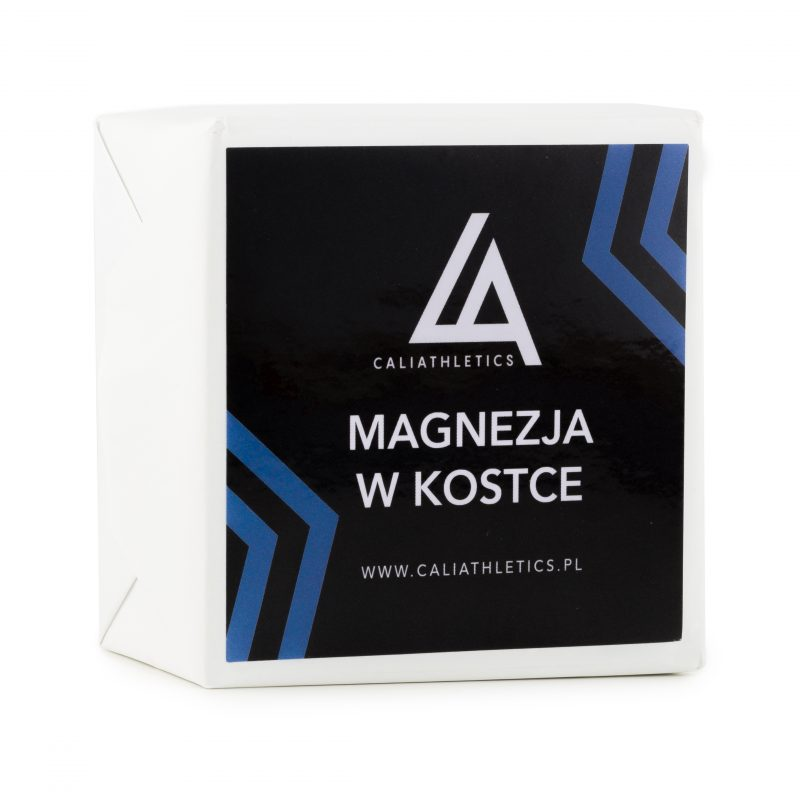 Magnezja w kostce PL